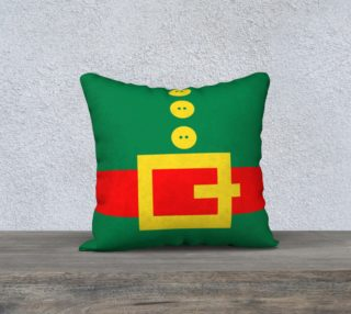 Elf Pillow Cover preview
