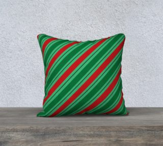 Candy Cane Pillow Cover preview