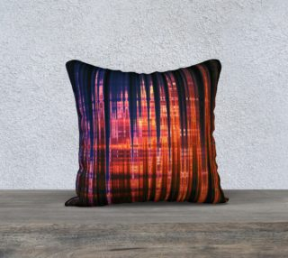 """Grid Persuasion - 18"""" Pillow Cover preview"""