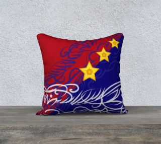 Americana 18 x 18 Pillow case only preview