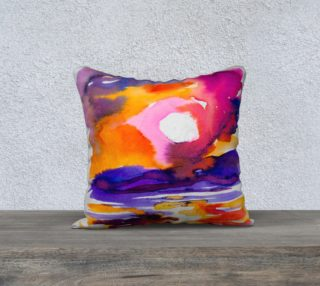 Sunrise  cushion cover preview