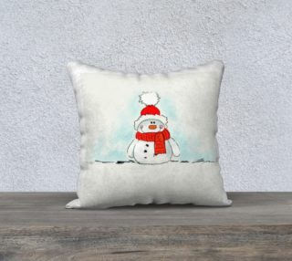 Smiley Snowman preview