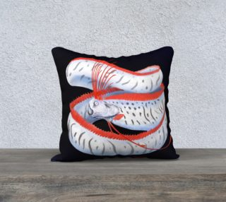 Oarfish Pillow preview
