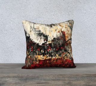 Matt LeBlanc Art Pillow - 017 - 18x18 preview