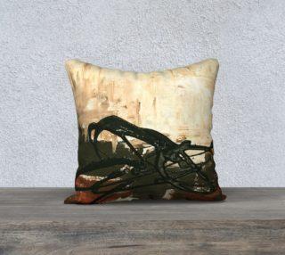 Matt LeBlanc Art Pillow - 018 - 18x18 preview