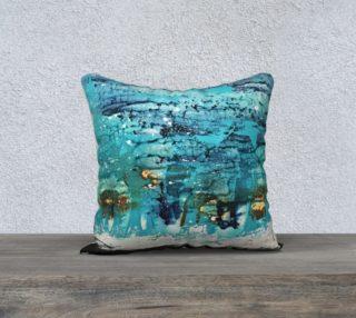 Matt LeBlanc Art Pillow - 019 - 18x18 preview