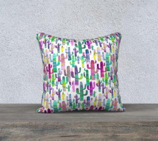 Aperçu de Pink Saguaro Cactus