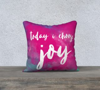 Aperçu de Today I Choose Joy