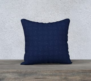 Starry pillow for kids preview