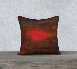 Crimson Ocean Pillow Case Style1 preview