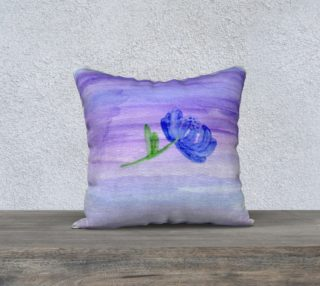 Mum Flower Pillow Case Style1 preview