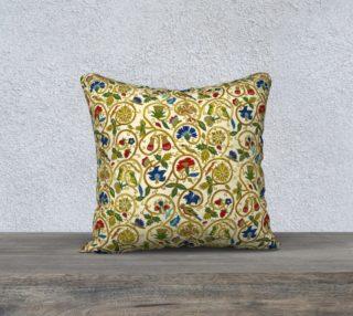 Aperçu de Elizabethan Swirl Embroideries Print