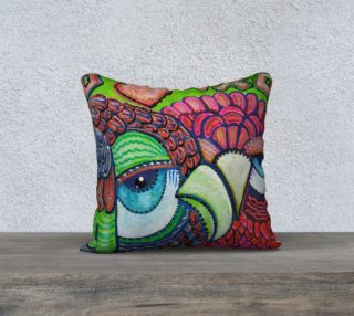 Owl Love Pillow Cover preview