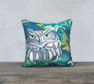 Aperçu de Spirit Owl in Blue Spruce