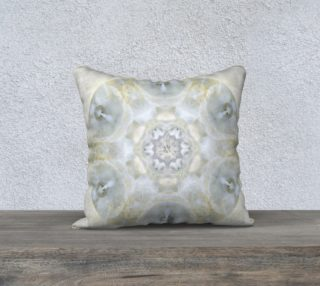Gardenia Angels Pillow preview