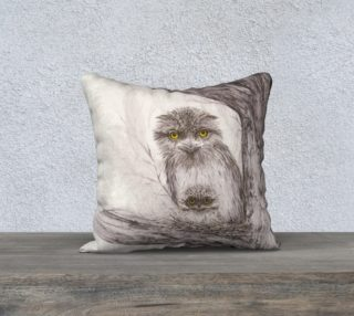 Tawny Frogmouth 2 preview