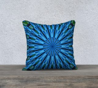 Blue Star Pillow Case preview