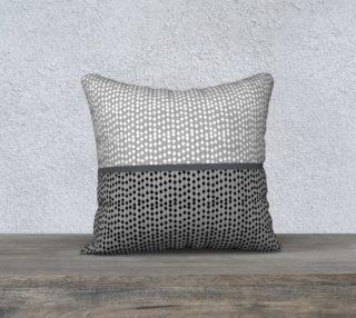 okomito 18x18 pillow case preview