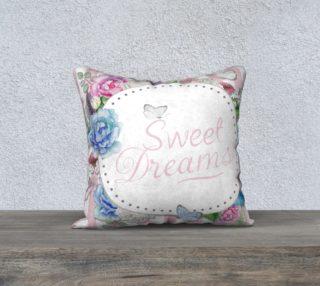 Aperçu de Sweet Dreams Antique Flowers Butterflies