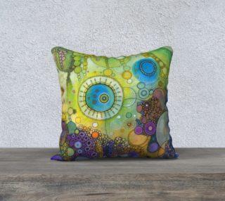 Corona Doodle Pillow preview