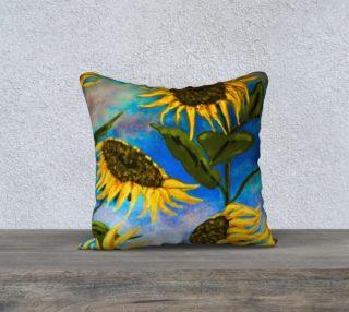 Aperçu de Vibrant Sunflowers CC