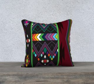 Aztec Pillow preview