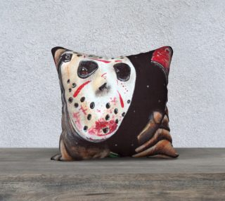 Jason 13 Pillow Cover preview