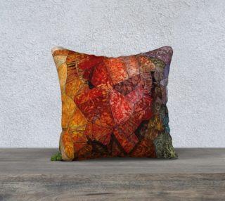 Aperçu de colorful pillow cover
