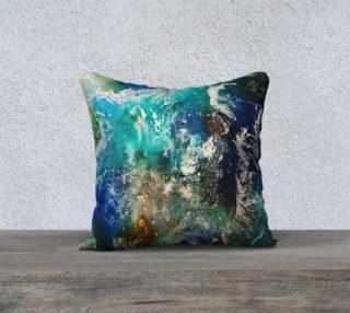 Matt LeBlanc Art Pillow - 020 - 18x18 preview