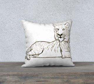 Aperçu de Cleo, White Tiger