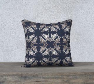 Aperçu de retro floral seamless pattern