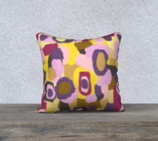 Purple Rain, Cherry Moon 18 inch Pillow Case preview