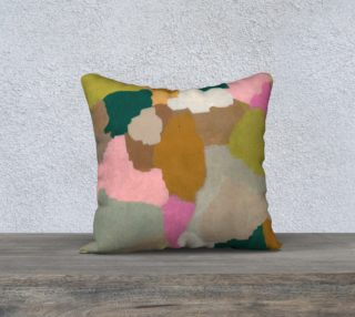 Holding Space 18 inch Pillow preview