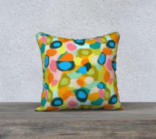 Color Cantata 18 inch Pillow Case preview