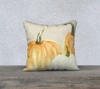 Aperçu de Fall Pumpkin Pillow