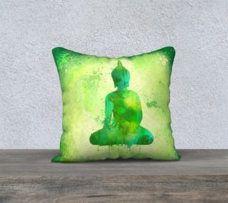 Green Buddha Design preview