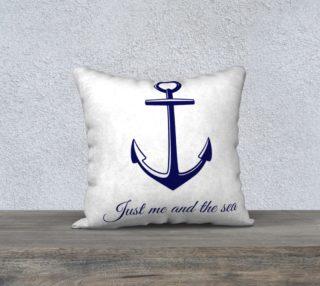 Nautical Pillow Case preview