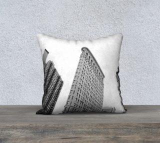 Aperçu de Flatiron NYC pillow