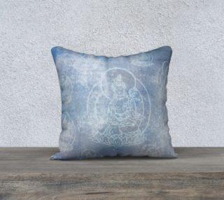 Tara Blue Pillow preview