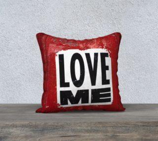 Aperçu de Love me pillow
