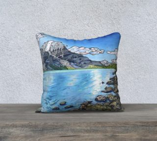 Mount Robson Pillow preview