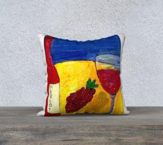 Merlot Pillow preview
