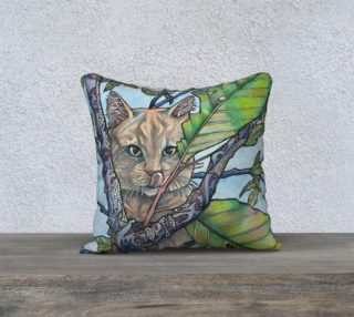 The Hunt Pillow preview
