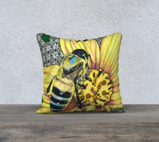 The Bee Pillow preview