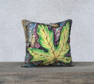Fall's Infancy Pillow preview