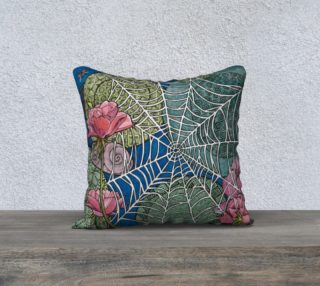 Night Weaving Pillow preview