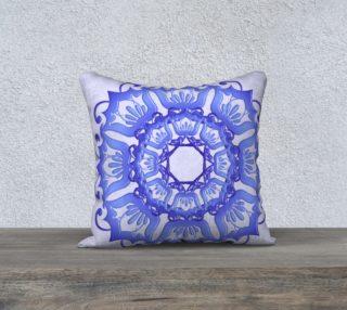 Aperçu de Floral violer mandala