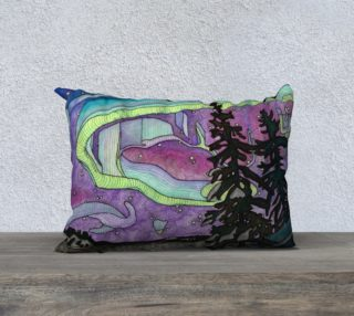 The Northern Lights Pillow 2 preview
