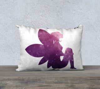 Purple Fairy 20 x 14 Pillow Case preview