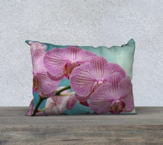 Purple Orchid 20 x 14 Pillow Case preview